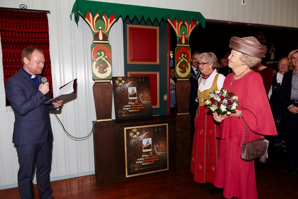 100-jarig jubileum van de Noorse zeemanskerk