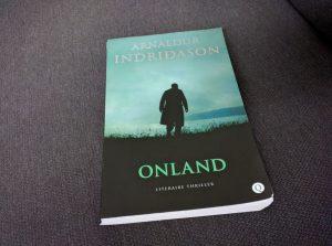 Onland Arnaldur Indridason
