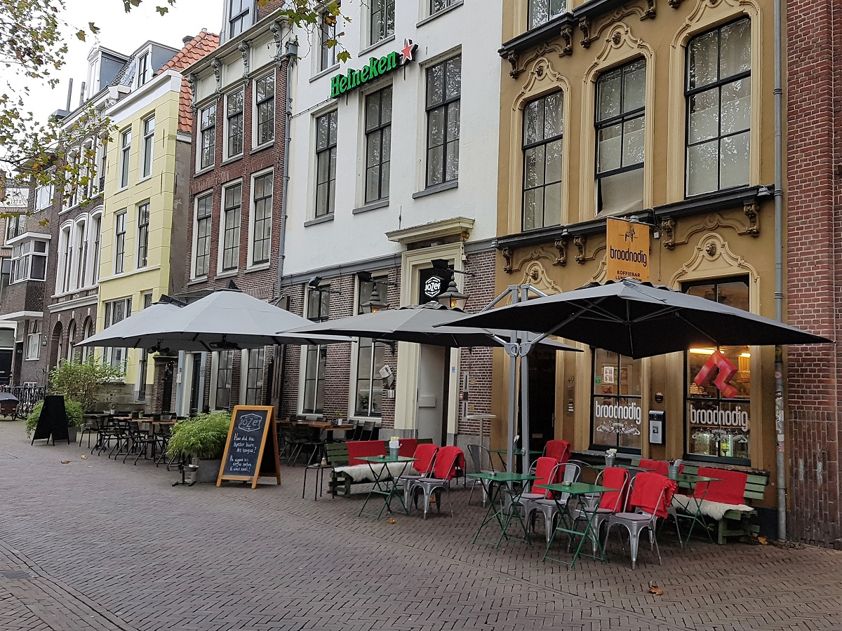 Broodnodig in Utrecht