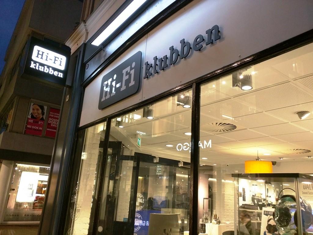 HiFi Klubben in Den Haag