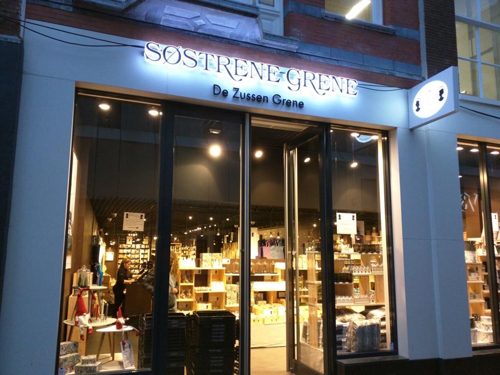 Deense winkelketen Sostrene Grene in Den Haag