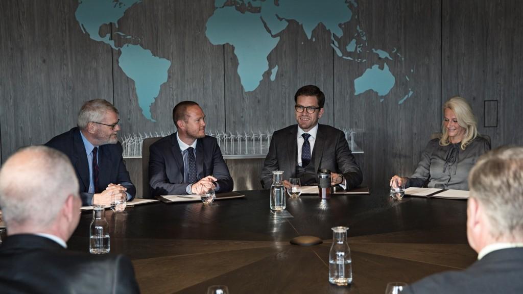 Deense serie Follow the money