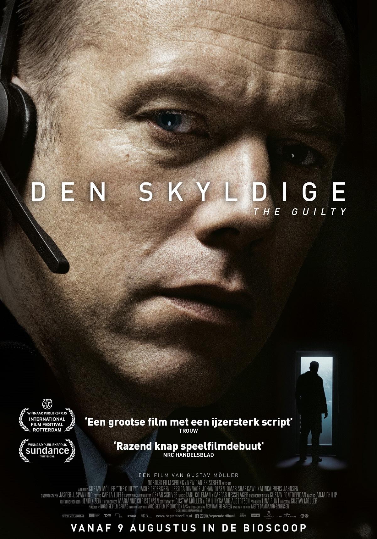 Film The Guilty Den Skyldige filmposter September Film