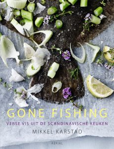 Scandinavisch kookboek Gone Fishing