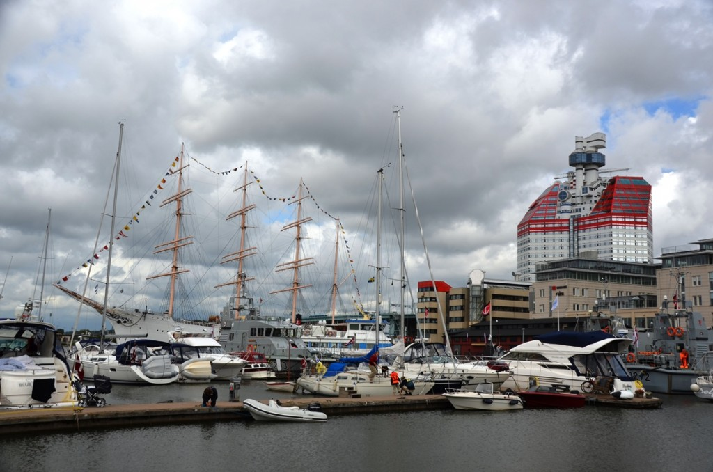 Utkiken in Göteborg