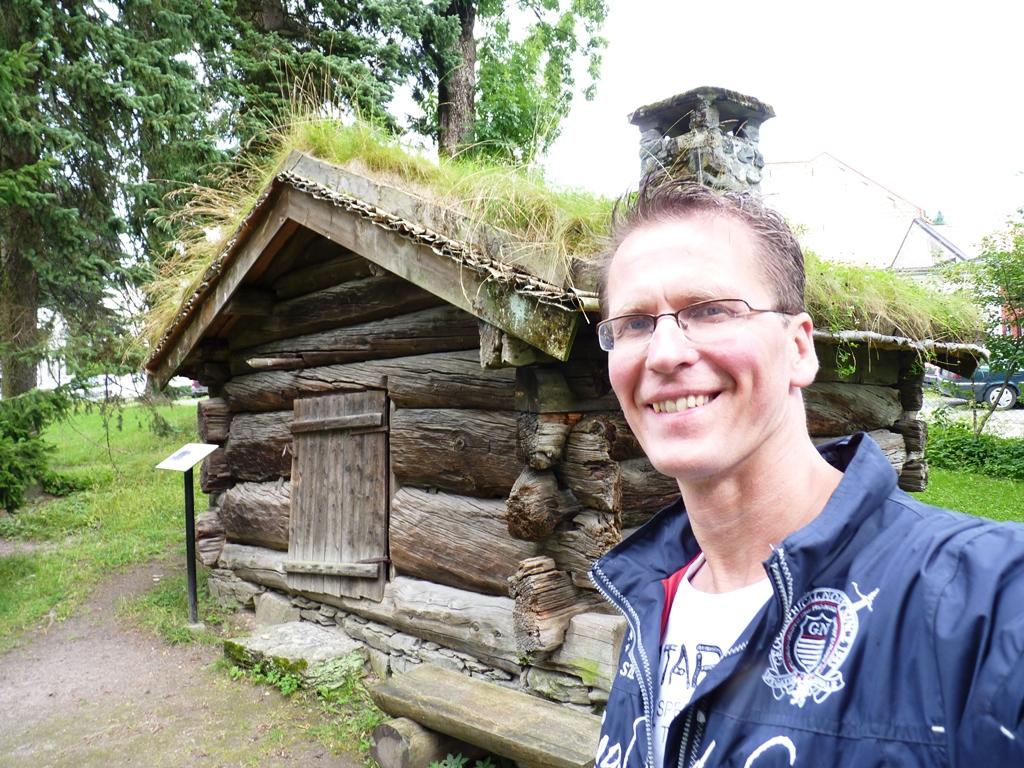 Halvor Johnsen in Noorwegen