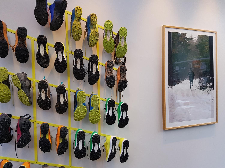 antislip-schoenen van Icebug