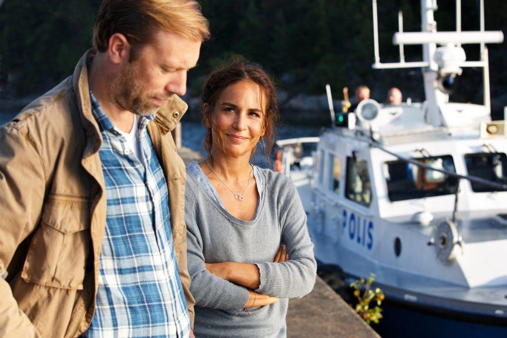 serie Sandhamn Murders