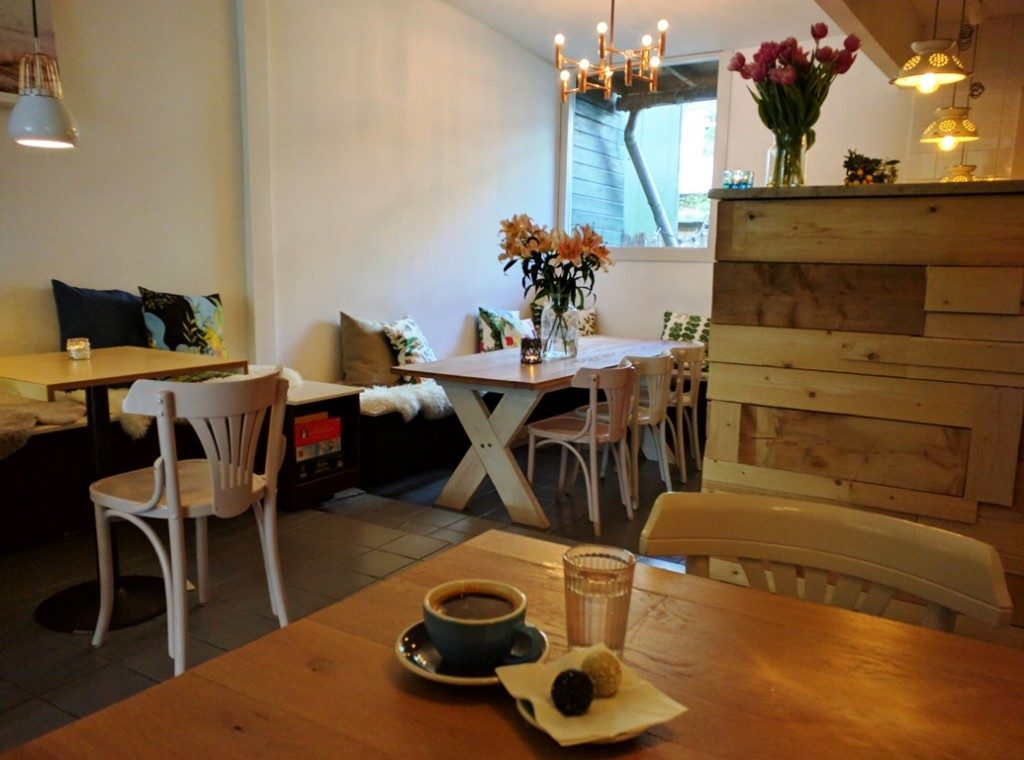 Selma's Nordic Bakery Cafe Amsterdam