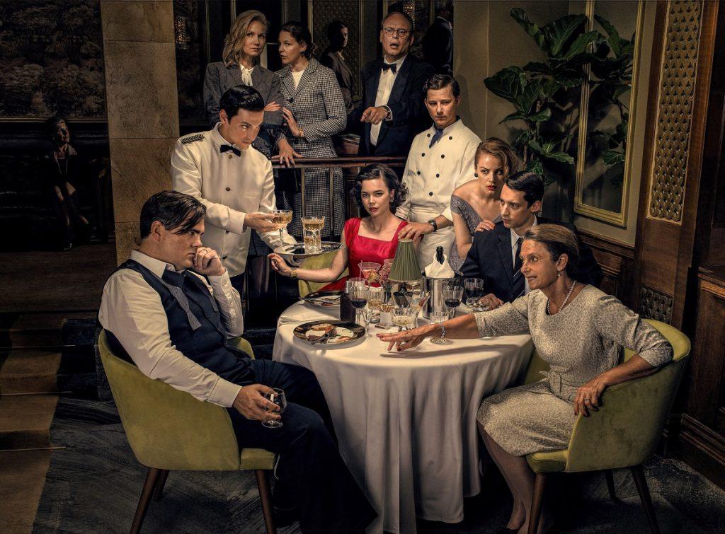 Zweedse serie The Restaurant
