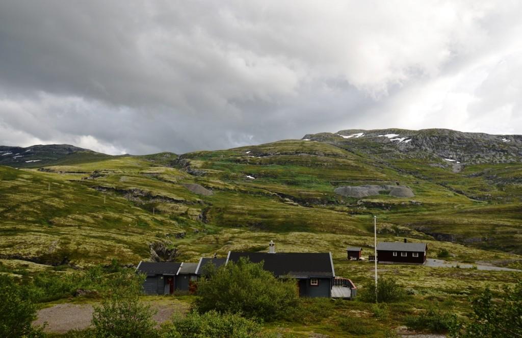 Vakantiehuisjes in Noorwegen