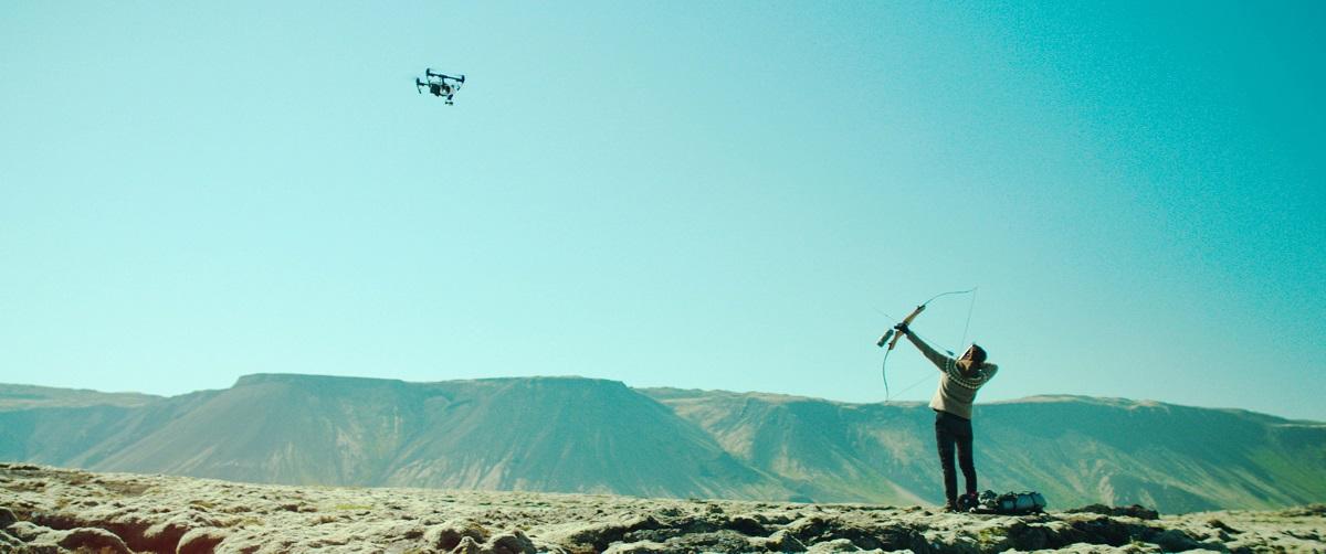 IJslandse film Woman at war