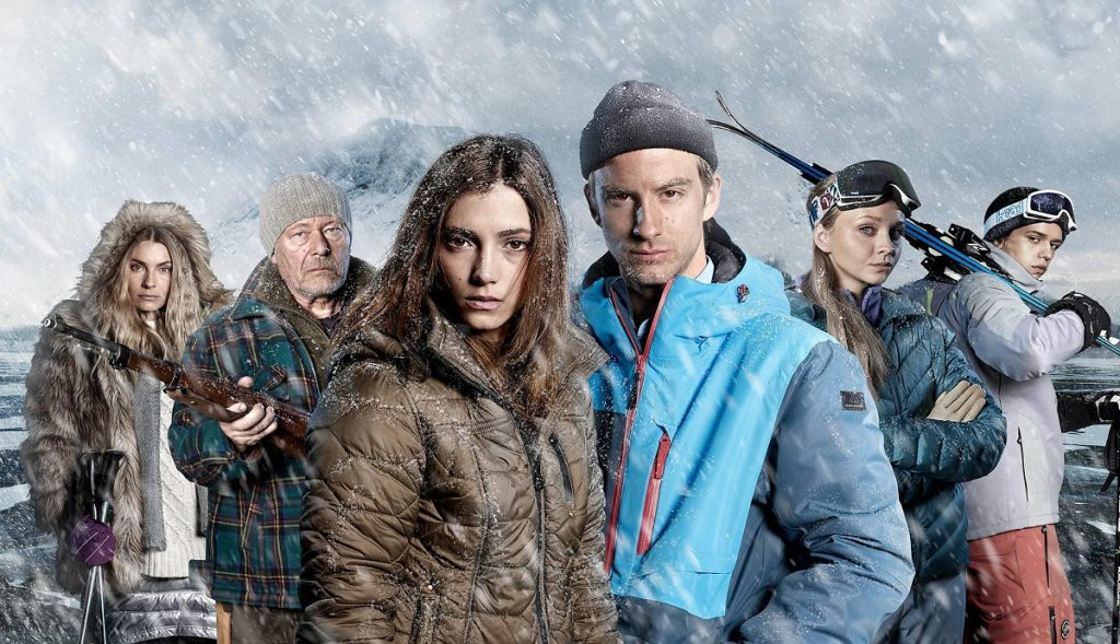Zweedse serie Black Lake