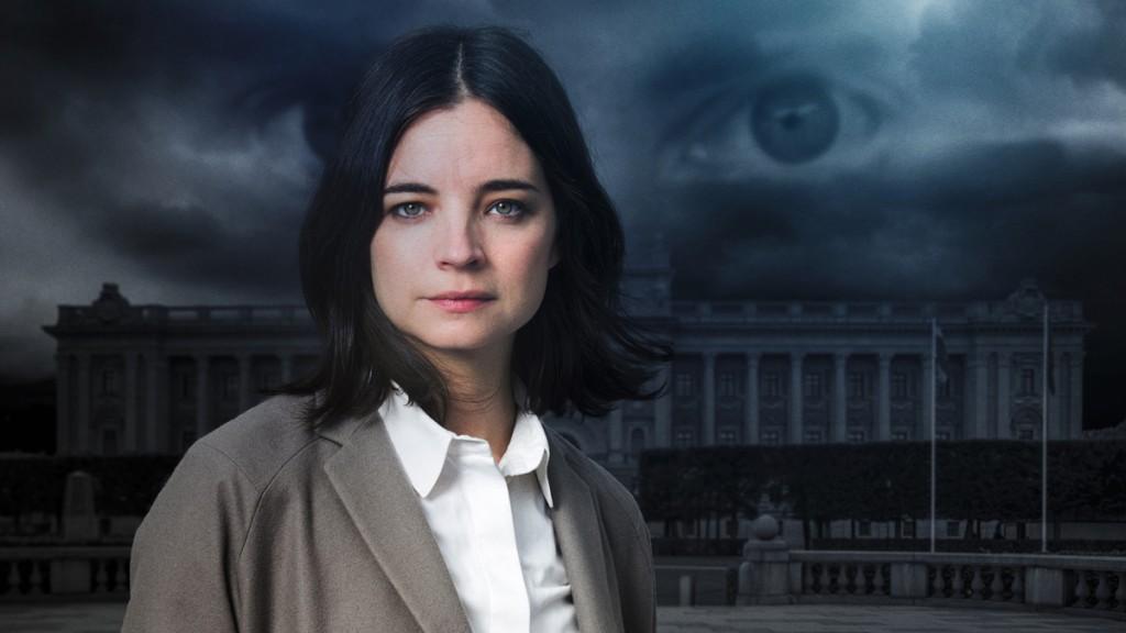 Zweedse serie Blue eyes