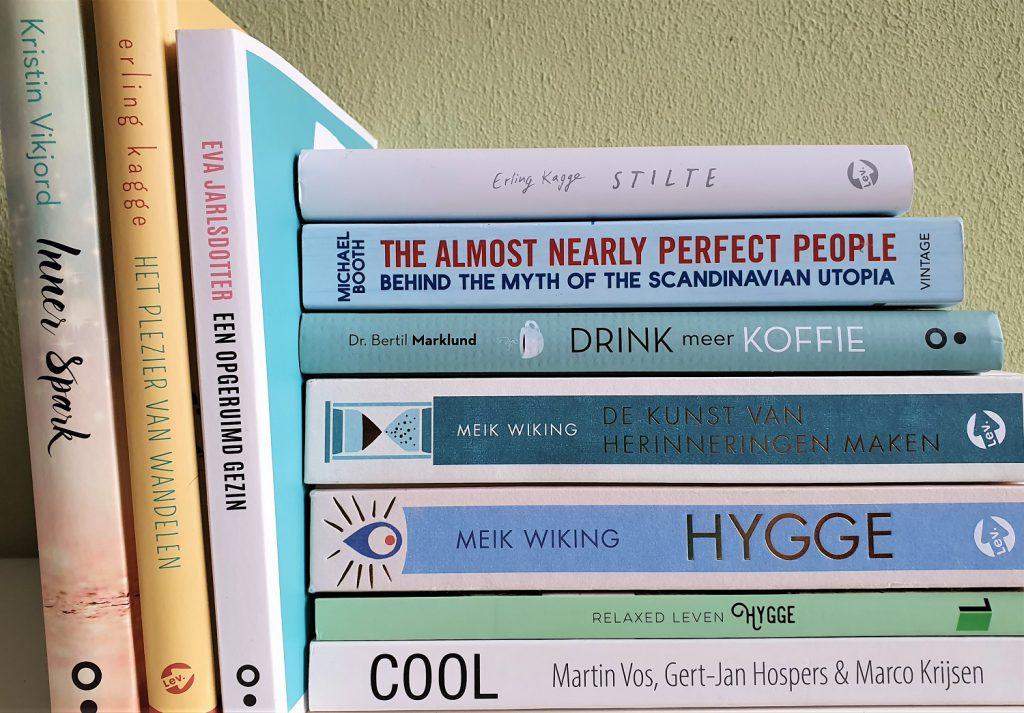 boeken over scandinavische lifestyle