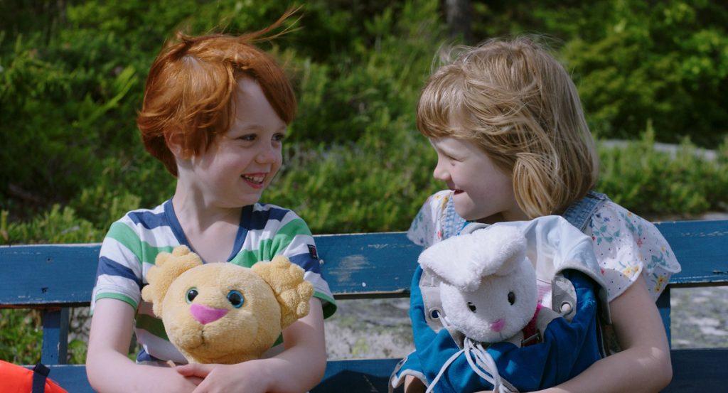 Casper en Emma Noorwegen