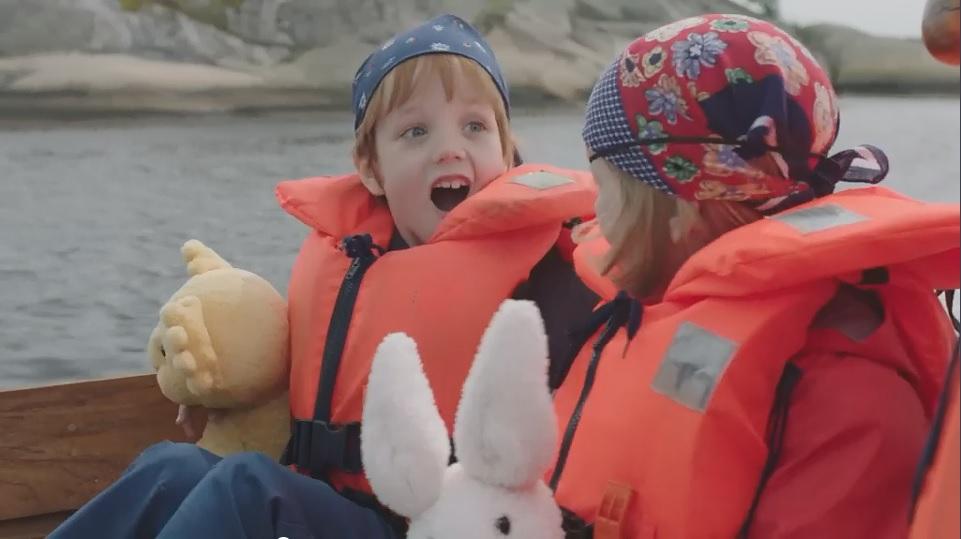 Casper en Emma serie