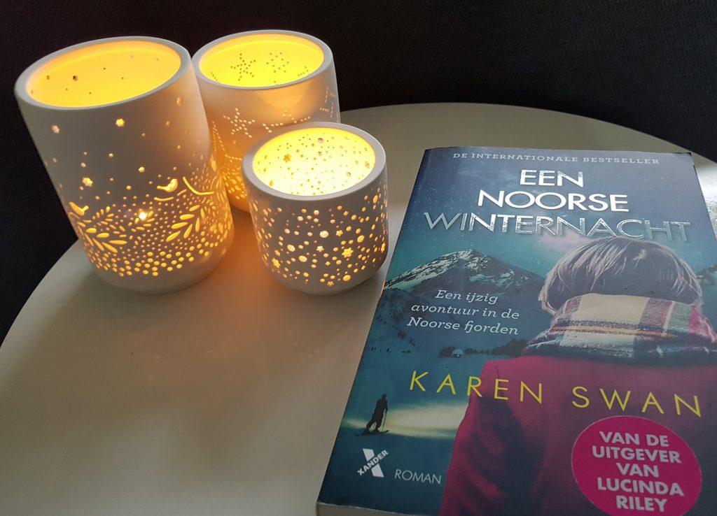 boek een noorse winternacht van karen swan