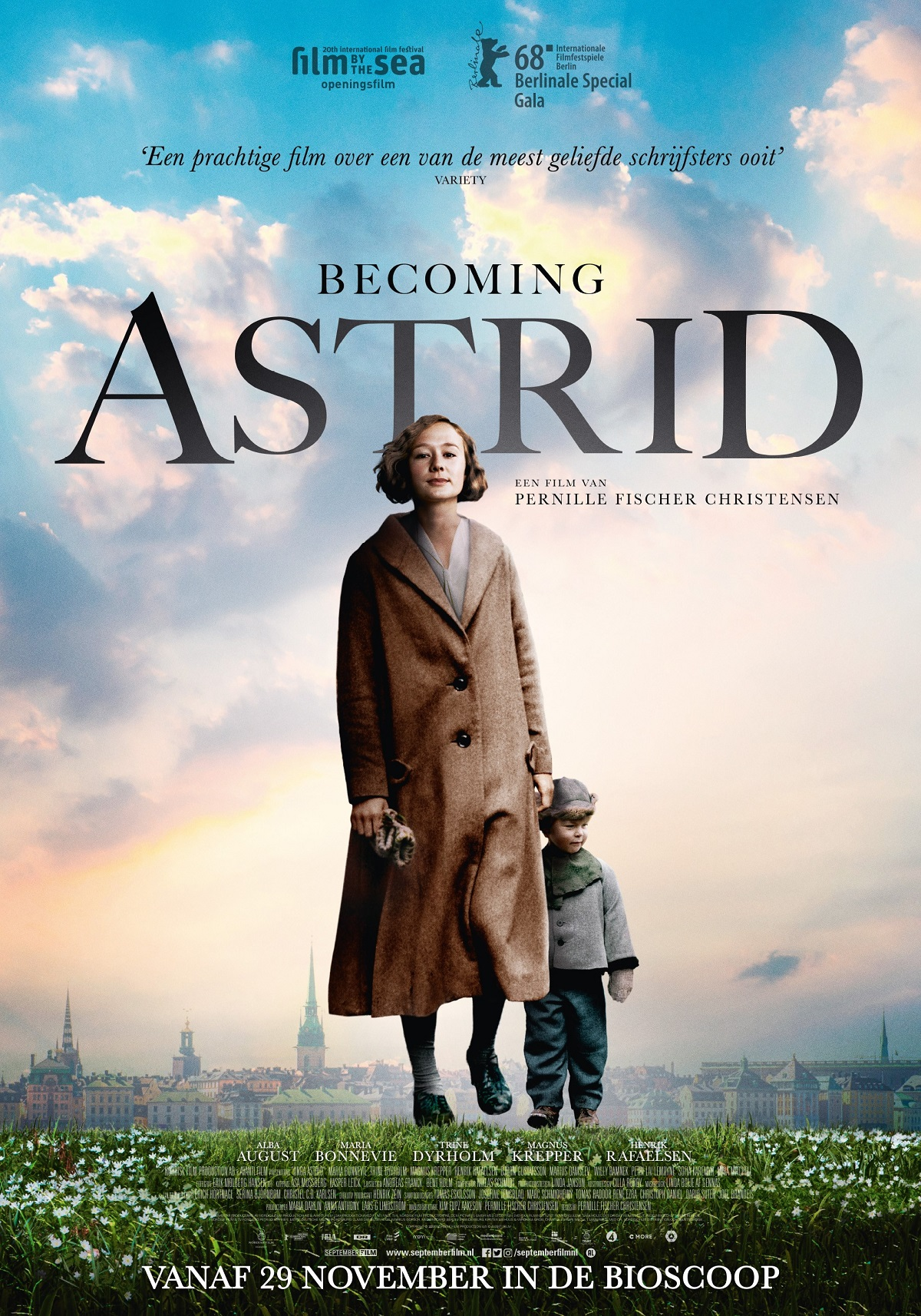 film Becoming Astrid