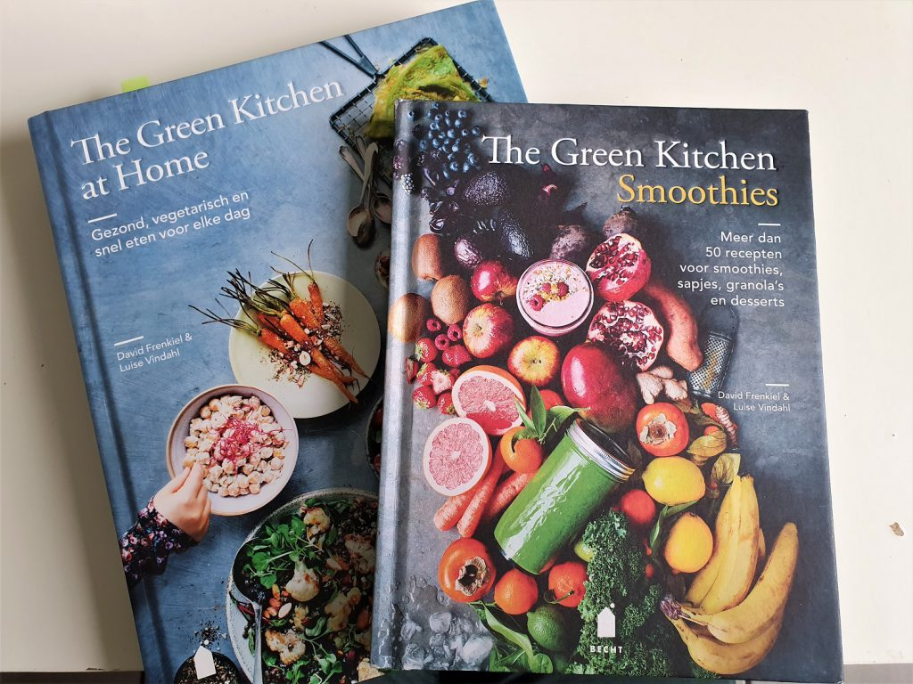 kookboeken van The Green Kitchen