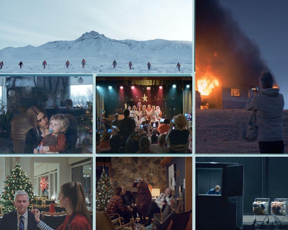 IJslandse kerstfilm Echo