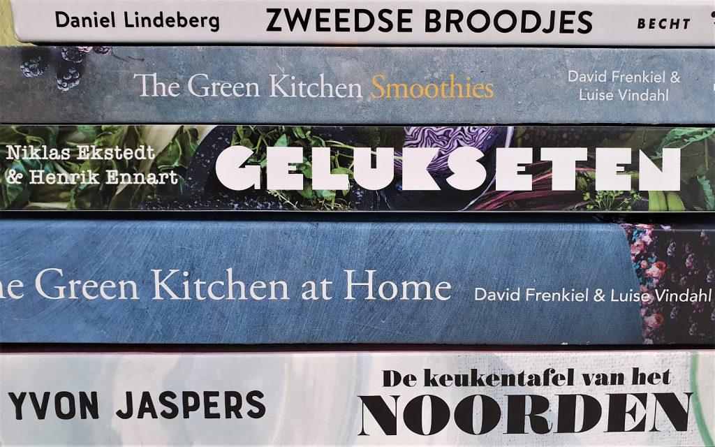 scandinavische kookboeken