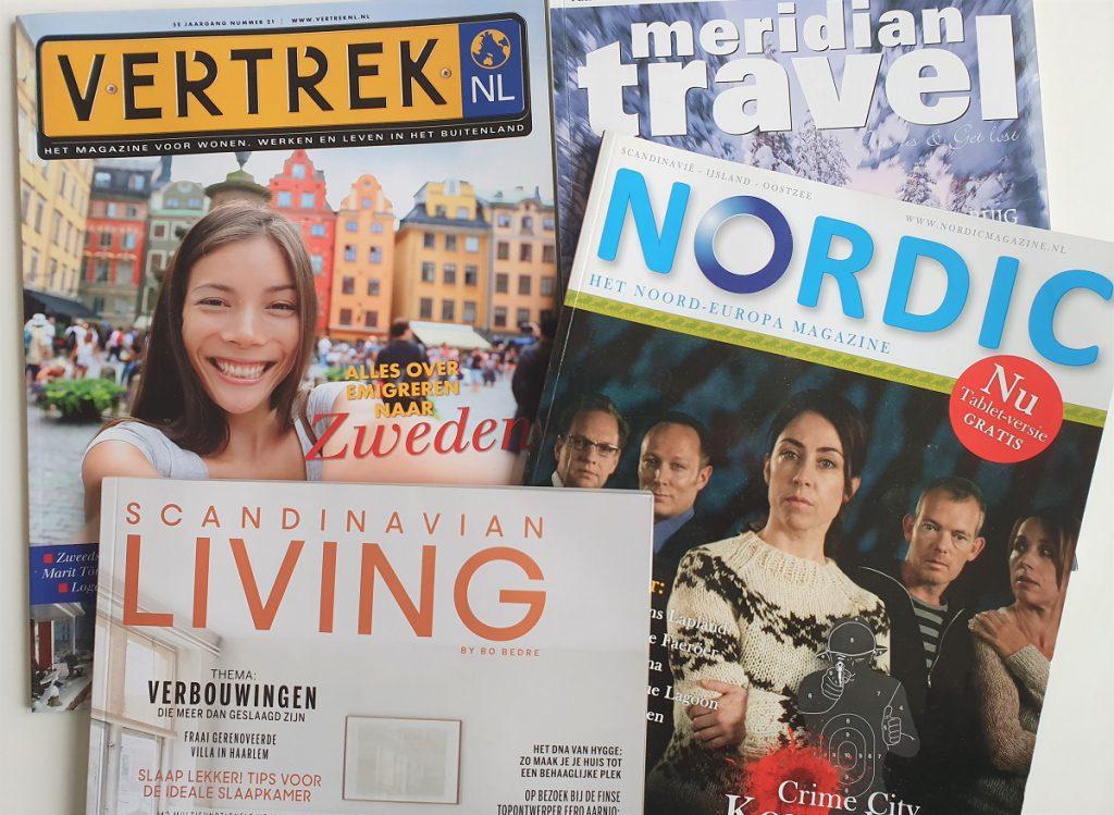 Scandinavische tijdschriften