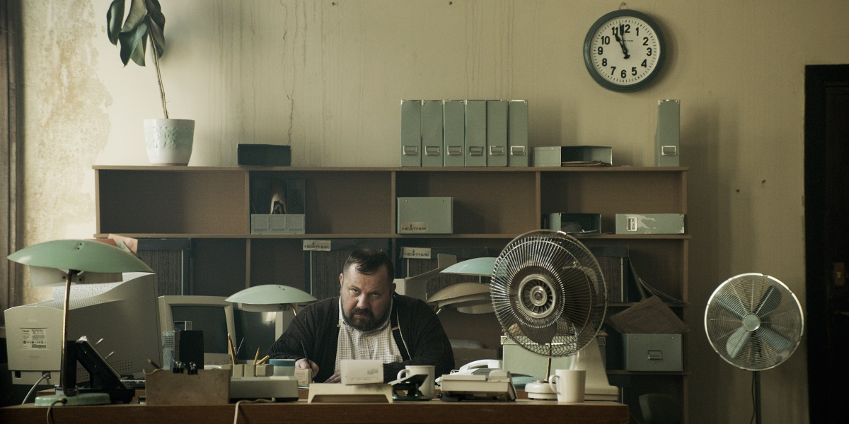 Zweedse serie Moscow Noir