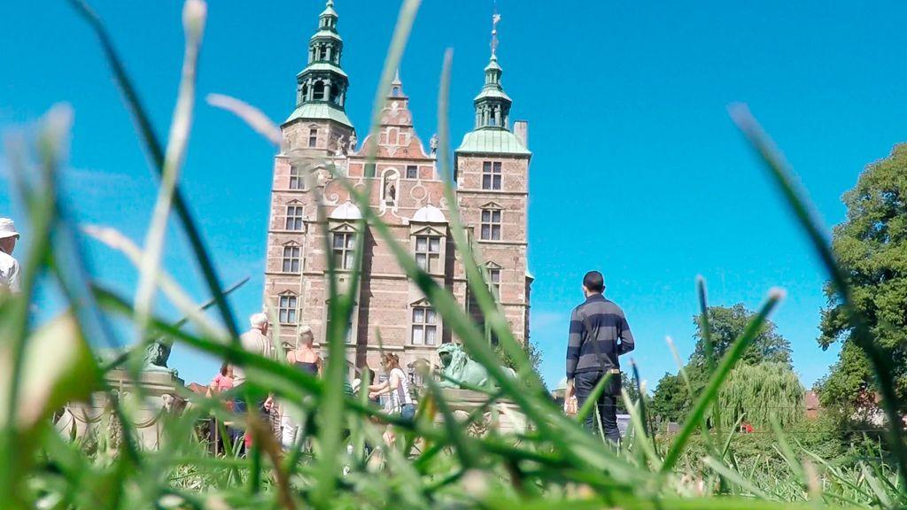TrollView: Rosenborg Slott in Denemarken