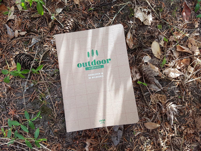 handboek outdoor overleven in de wildernis