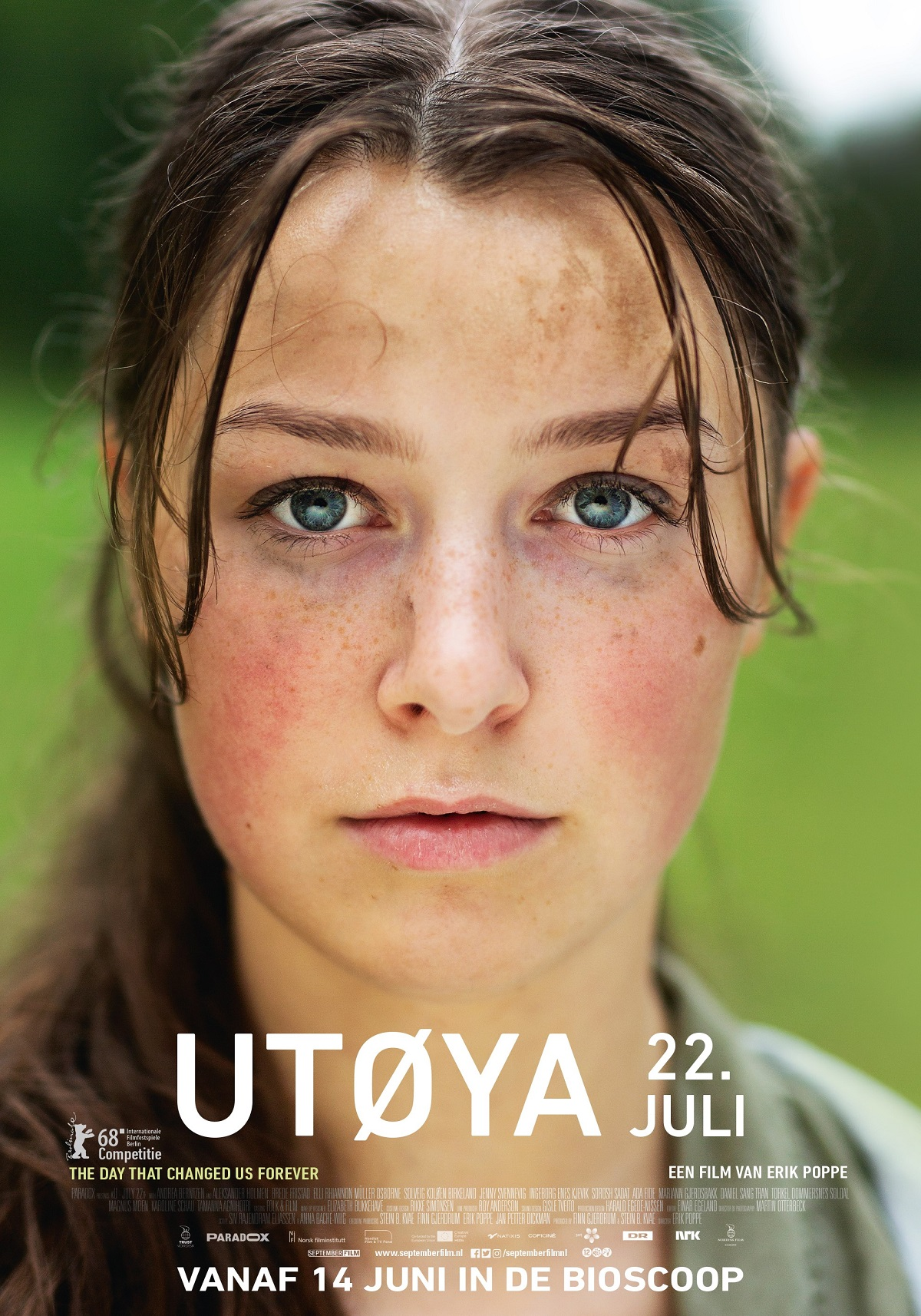 Film Utoya 22 july