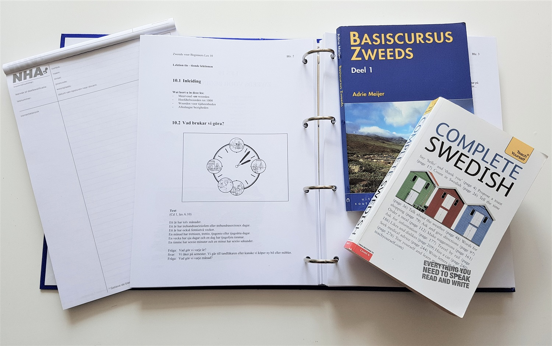 Zweeds leren